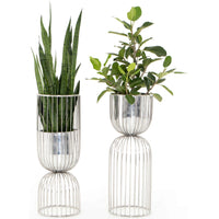 Odella Reversible Plant Stand - Accessories - High Fashion Home