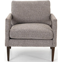 Olson Chair, Astor Ink - Modern Furniture - Accent Chairs - High Fashion Home