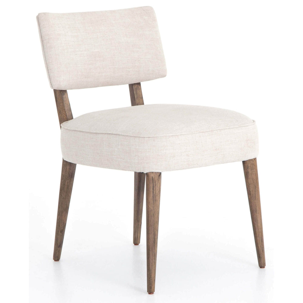 Orville Dining Chair, Cambric Ivory - Furniture - Dining - High Fashion Home
