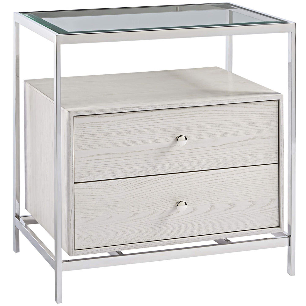 Phoenix Nightstand - Furniture - Bedroom - High Fashion Home