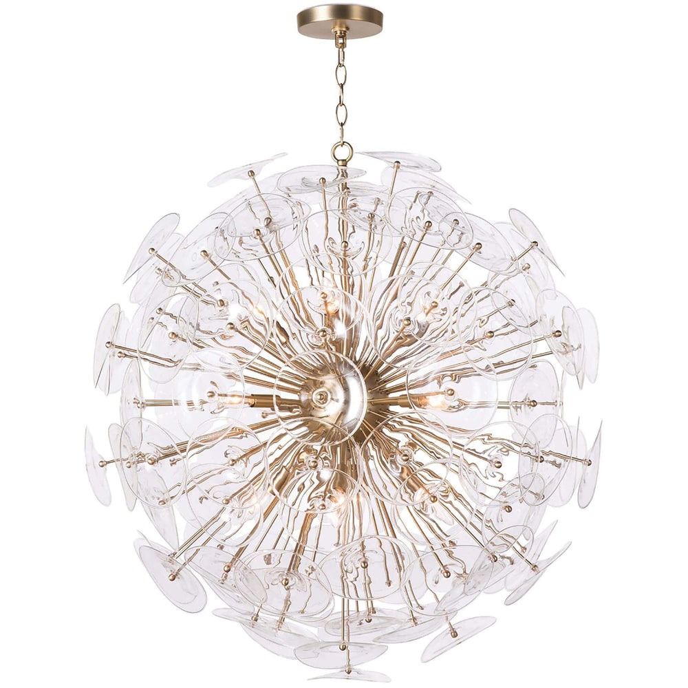 Poppy Chandelier-Lighting-High Fashion Home