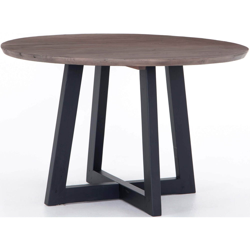 Pryce Round Dining Table, Sundried Ash - Modern Furniture - Dining Table - High Fashion Home