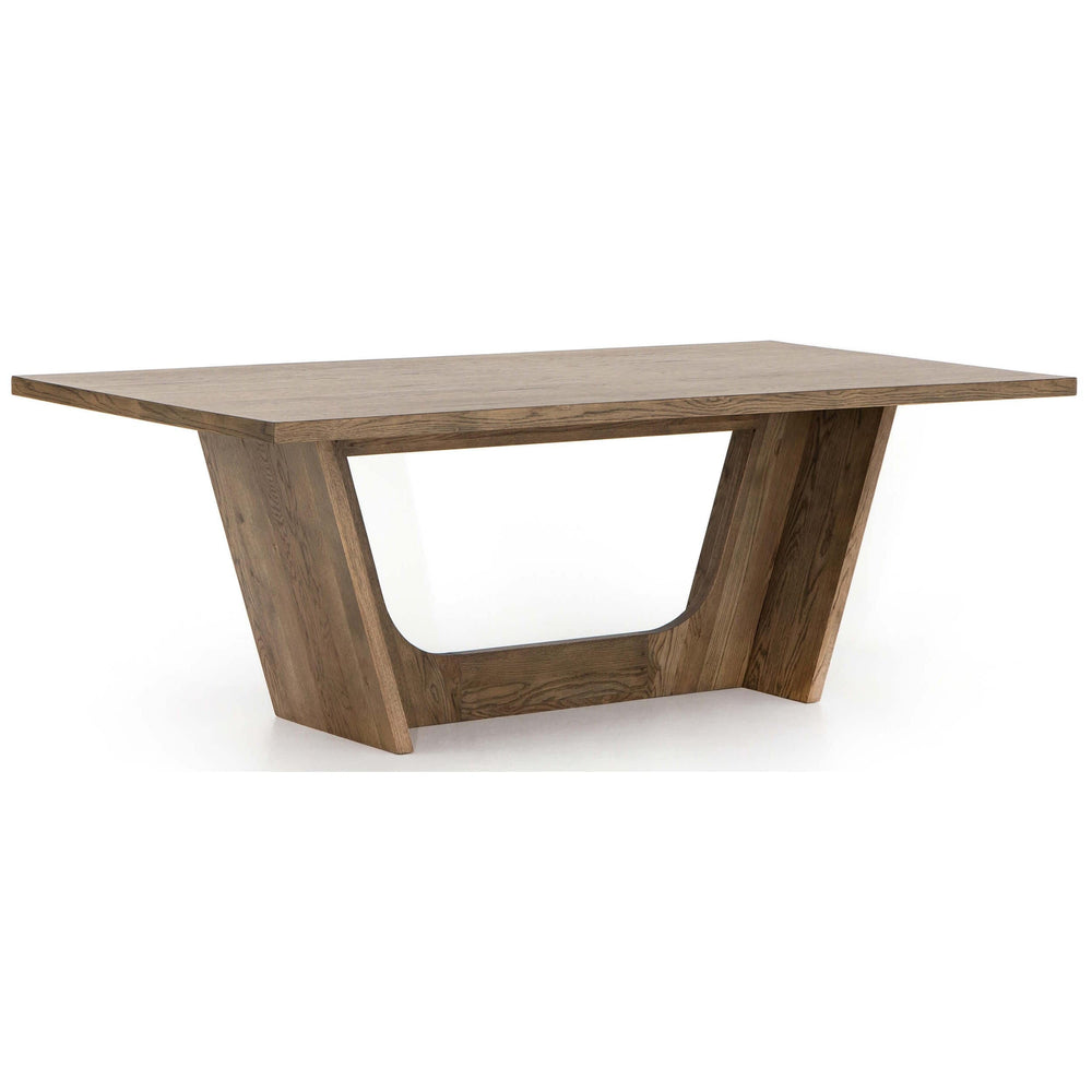 Pryor Dining Table - Modern Furniture - Dining Table - High Fashion Home