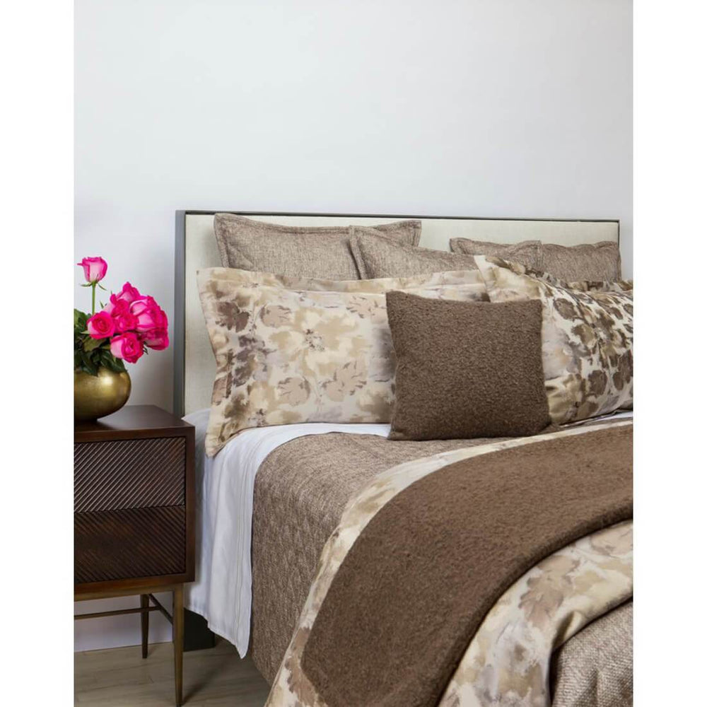 Raffia Coverlet Set, Dusk - Accessories - High Fashion Home