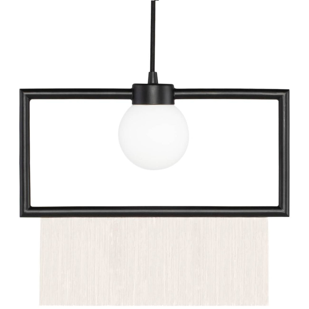 Rio Pendant, Nude - Lighting - High Fashion Home