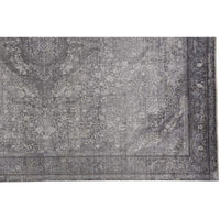 Feizy Rug Sarrant 3967F, Charcoal - Rugs1 - High Fashion Home