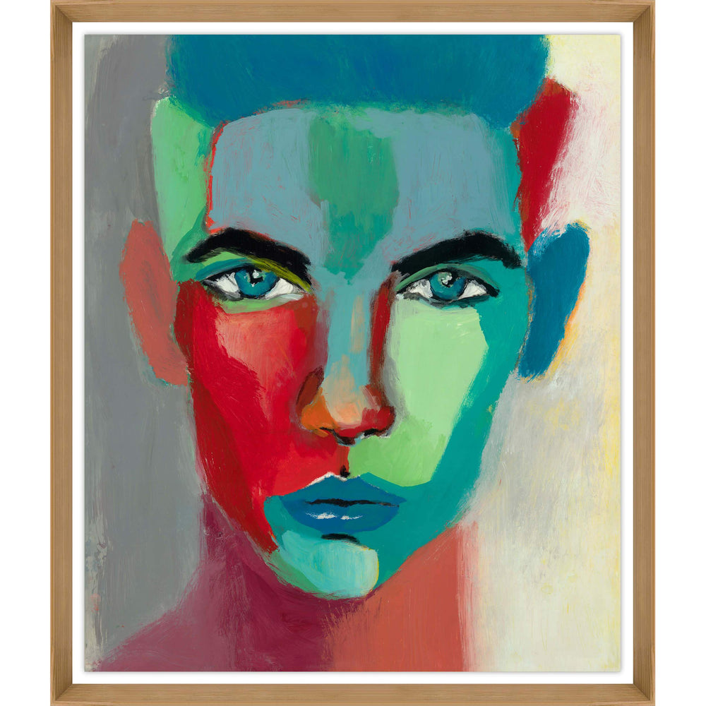 Sensual Gaze I Framed - Accessories Artwork - High Fashion Home