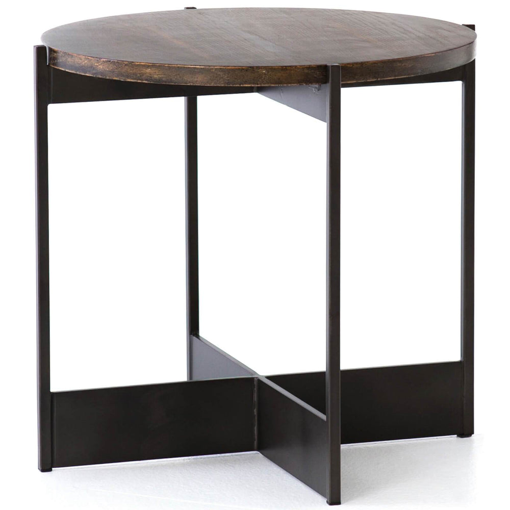 Shannon End Table - Furniture - Accent Tables - High Fashion Home