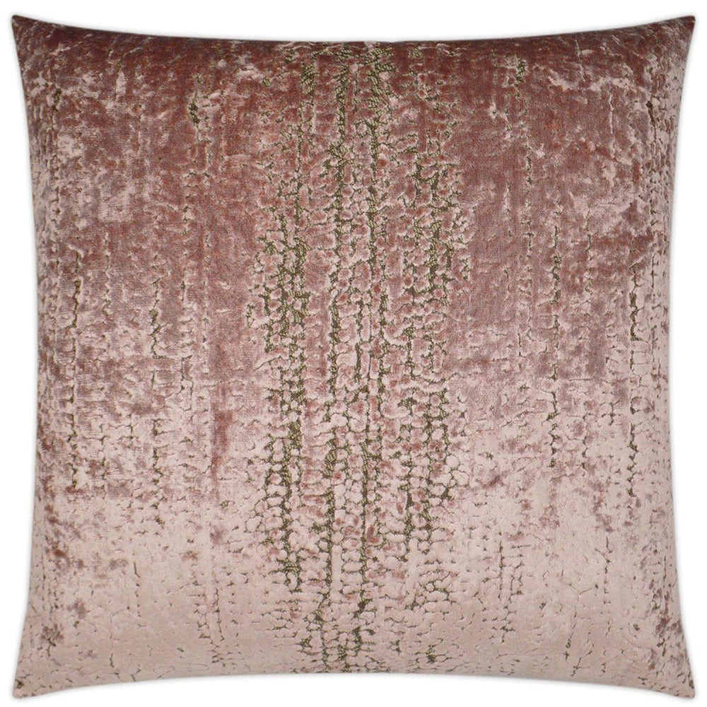 Stonewash Pillow, Blush - Accessories - High Fashion Home