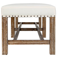Sweden Bench - Furniture - Accent Tables - High Fashion Home