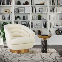 Blaze Side Table - Furniture - Accent Tables - High Fashion Home
