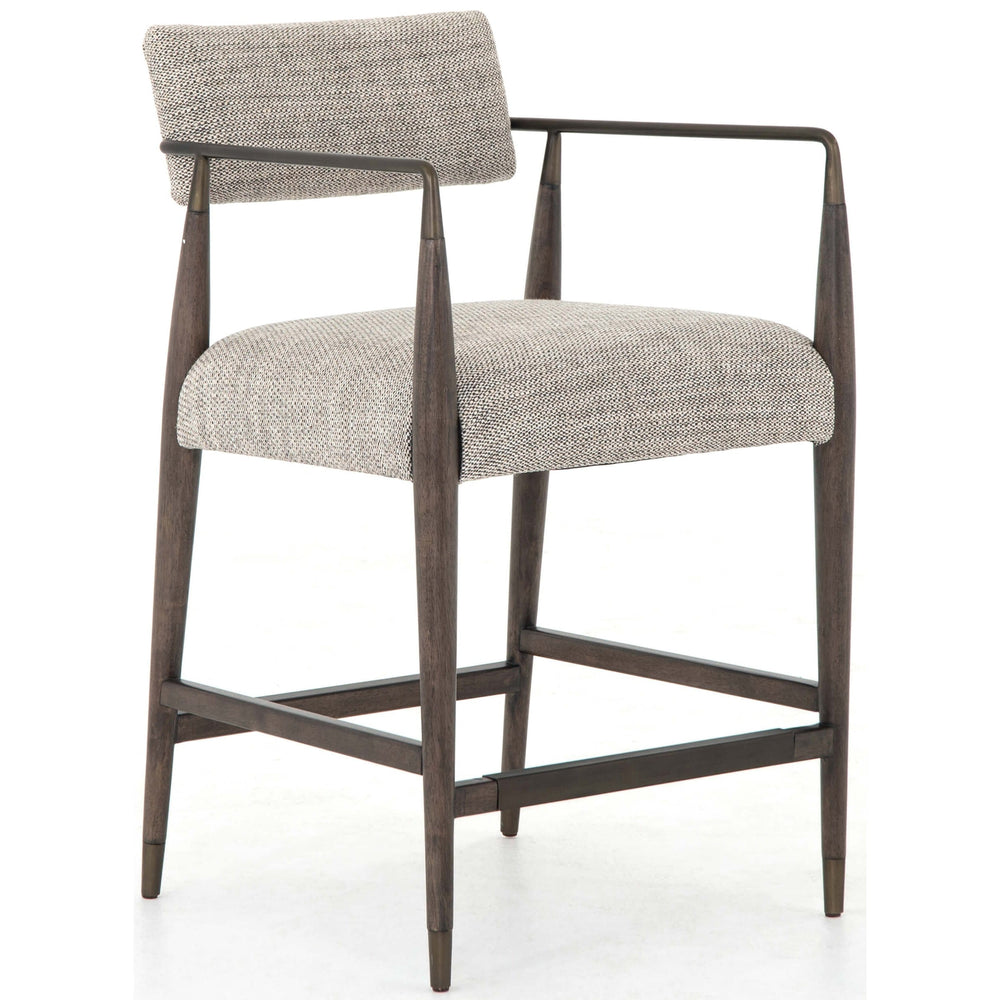 Waldon Counter Stool, Thames Coal - Furniture - Dining - High Fashion Home
