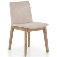 Zane Dining Chair, Light Camel - Furniture - Dining - High Fashion Home