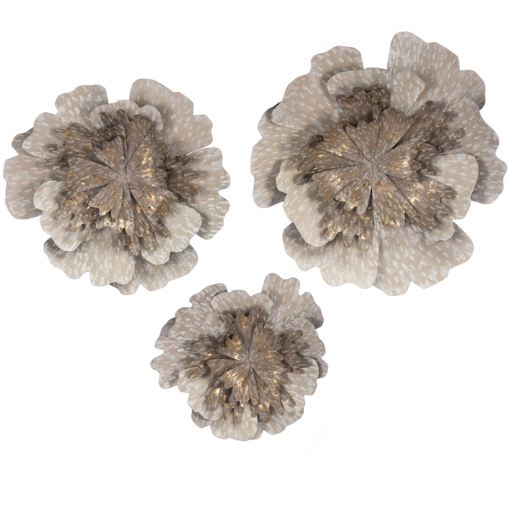 Antique Wall Flowers - Accessories - Wall Décor