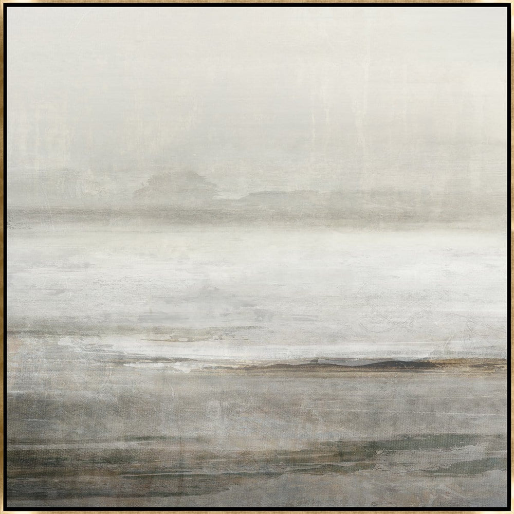 Abysmal Fog I Framed - Accessories - Canvas Art - Landscape