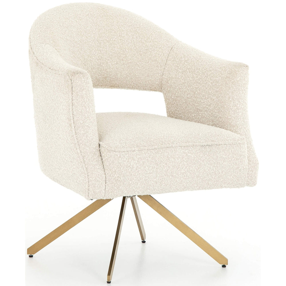 Adara Desk Chair, Knoll Natural