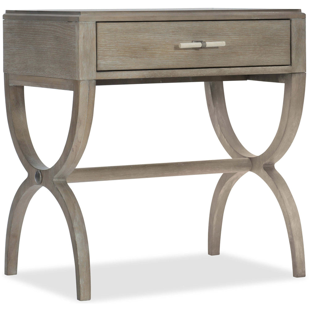 Affinity Leg Nightstand - Furniture - Bedroom - High Fashion Home