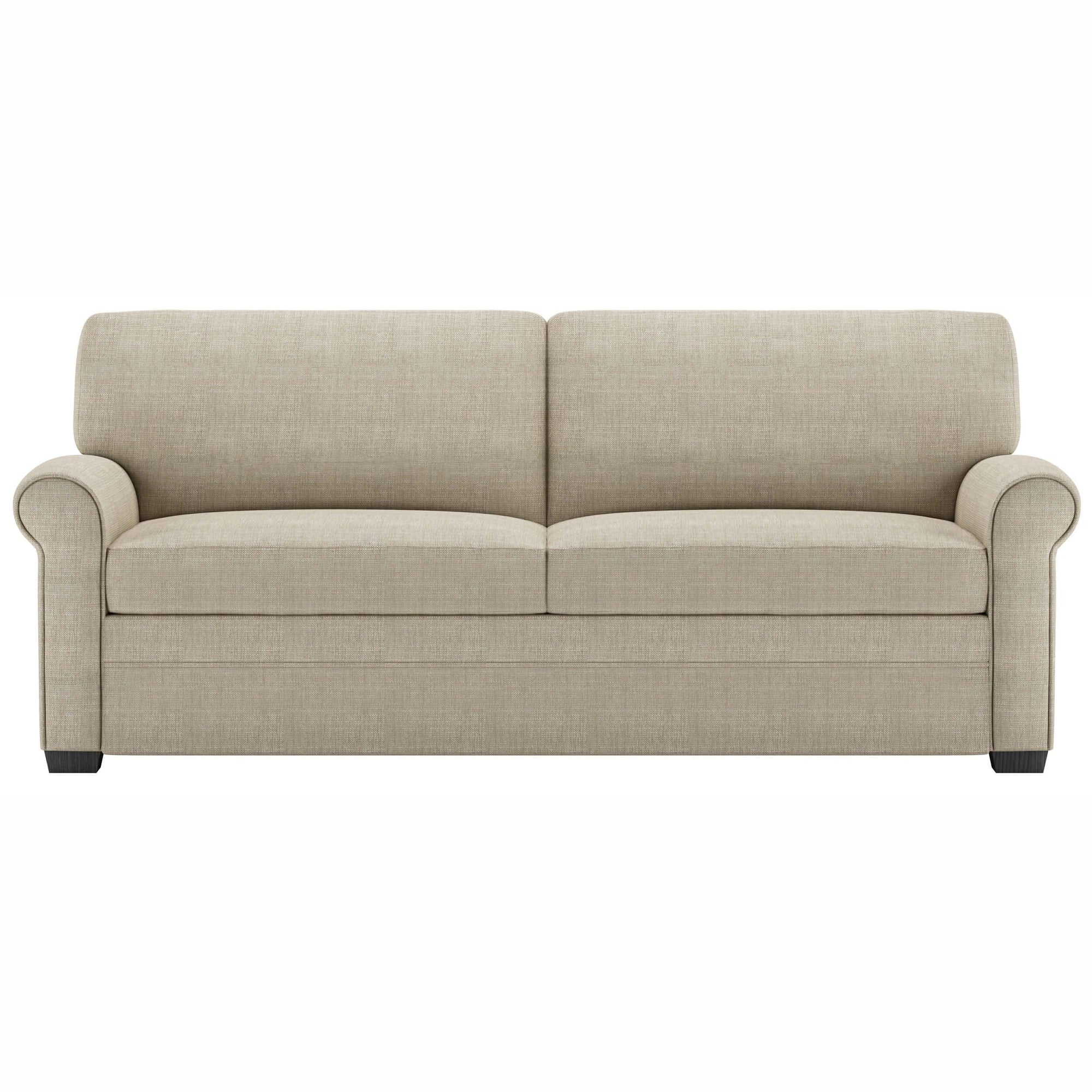 American Leather Gaines Queen Sleeper Sofa, Turkish Blend Cream