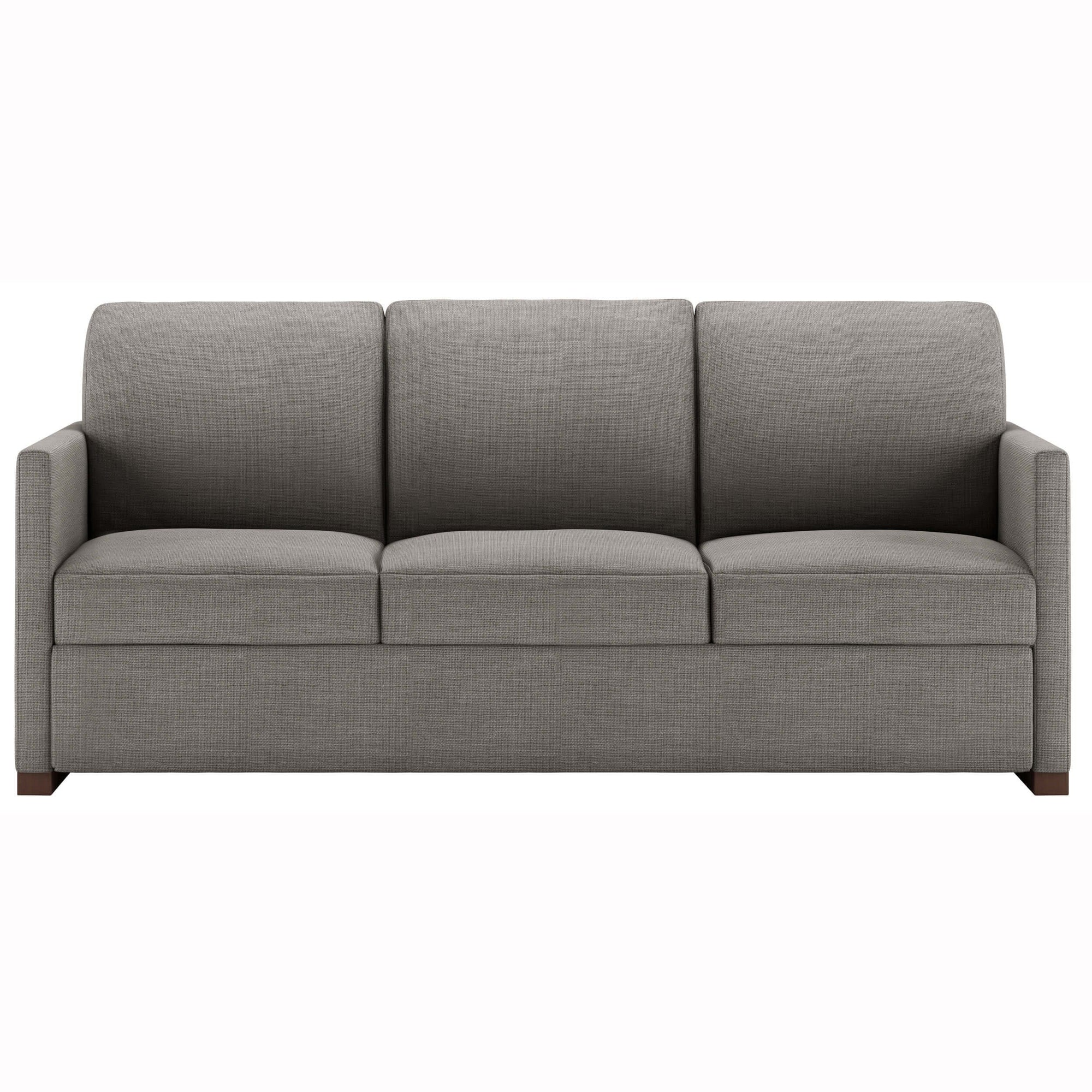 - American Leather Pearson Queen Sleeper Sofa, Epic Gray – High