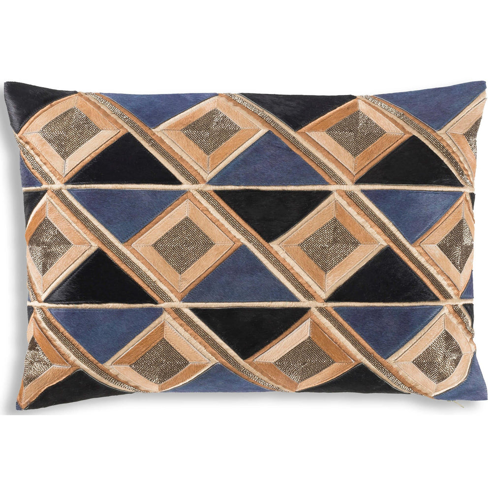 Cloud 9 Amalfi Lumbar Pillow - Accessories - High Fashion Home