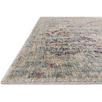 Loloi Rug Anastasia AF-05 Silver/Plum - Accessories - Rugs - Loloi Rugs