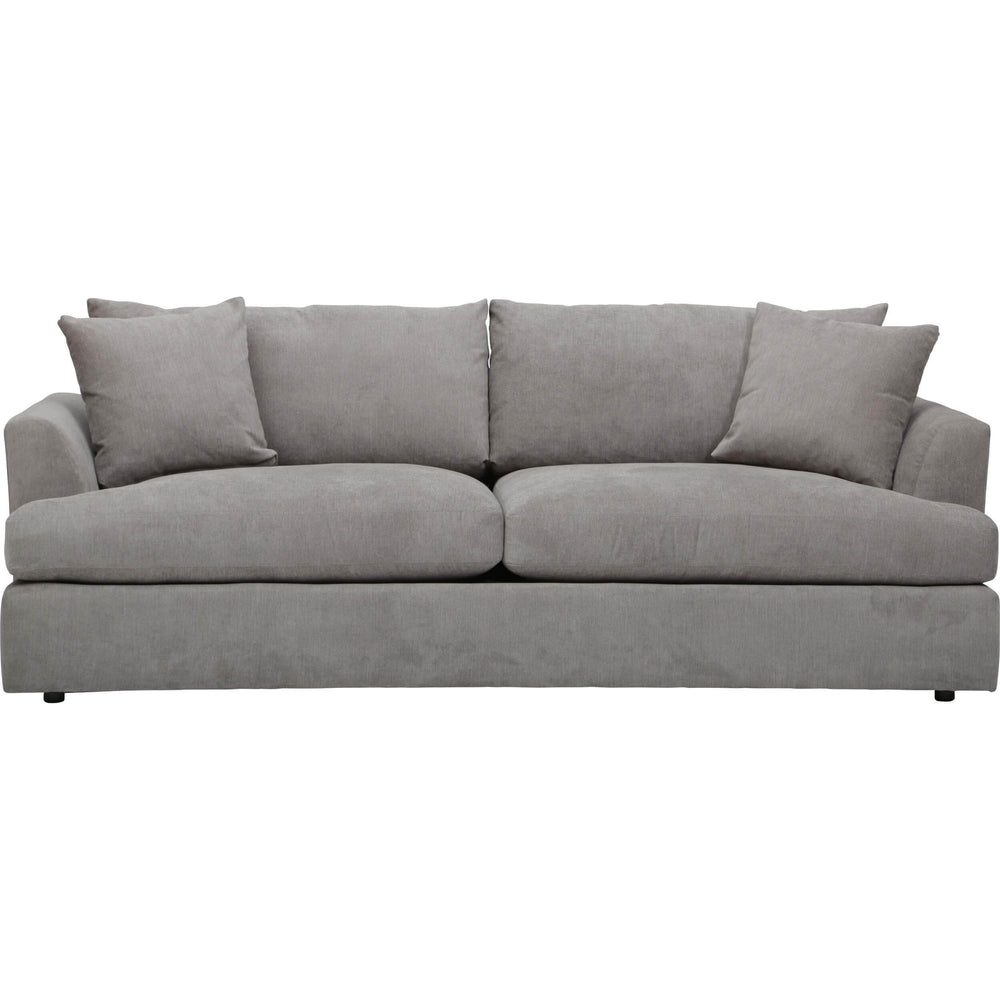 Andre Sofa, Graceland Slate - Modern Furniture - Sofas - High Fashion Home