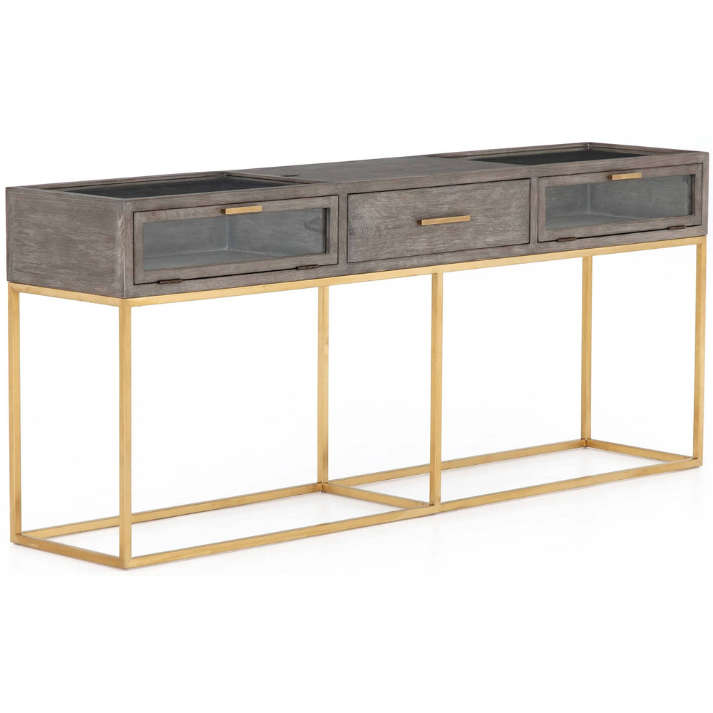 Andreas Console Table - Furniture - Accent Tables - Console Tables