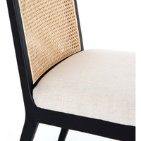 Antonia Cane Dining Chair - Furniture - Dining - High Fashion Home