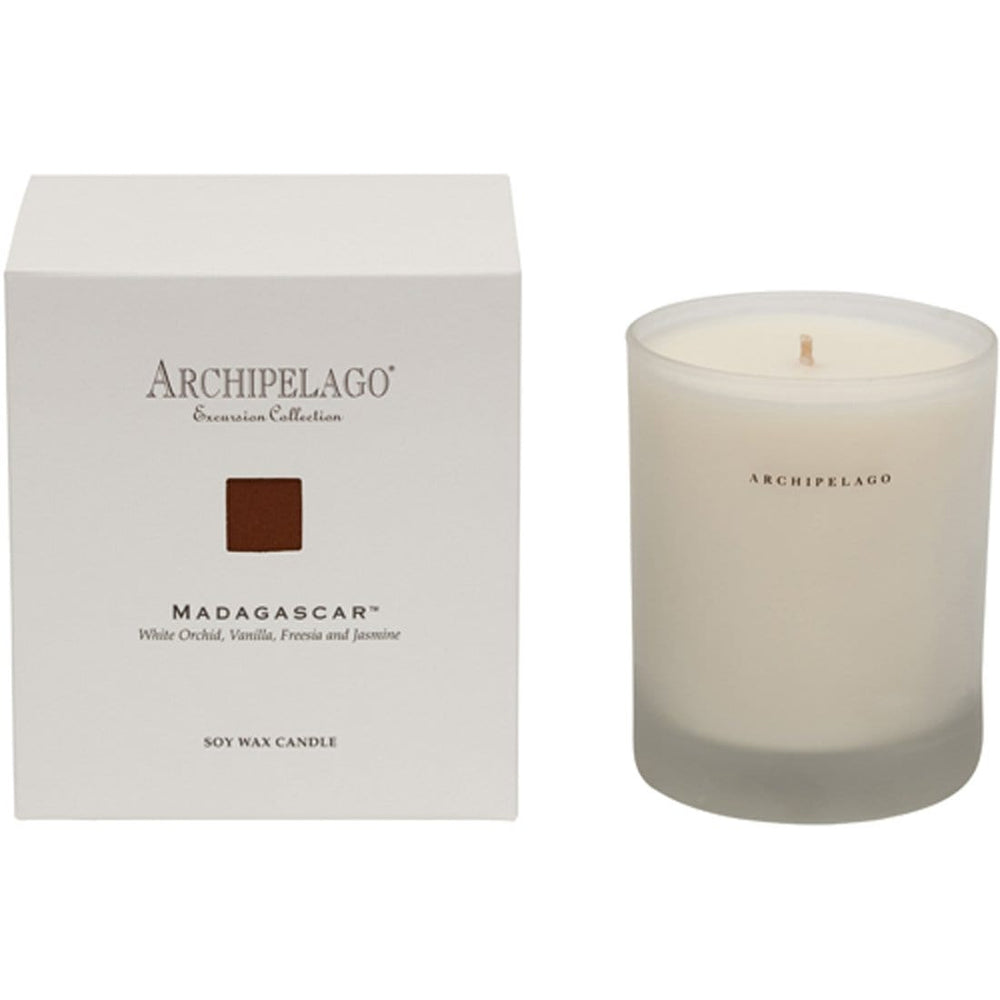Archipelago Excursion Candle, Madagascar - BedBath - High Fashion Home