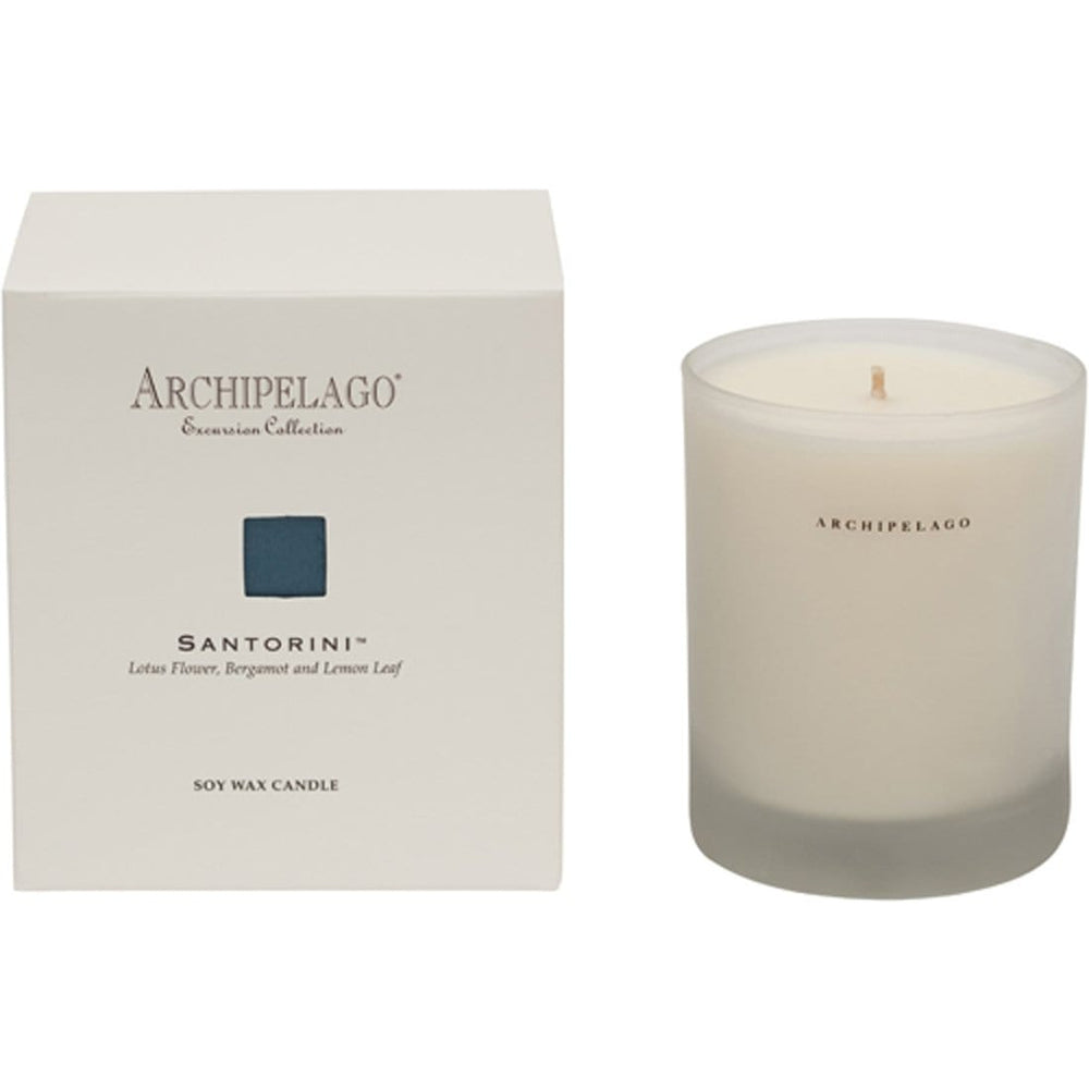 Archipelago Excursion Candle, Santorini - Accessories - Home Fragrance - Candles