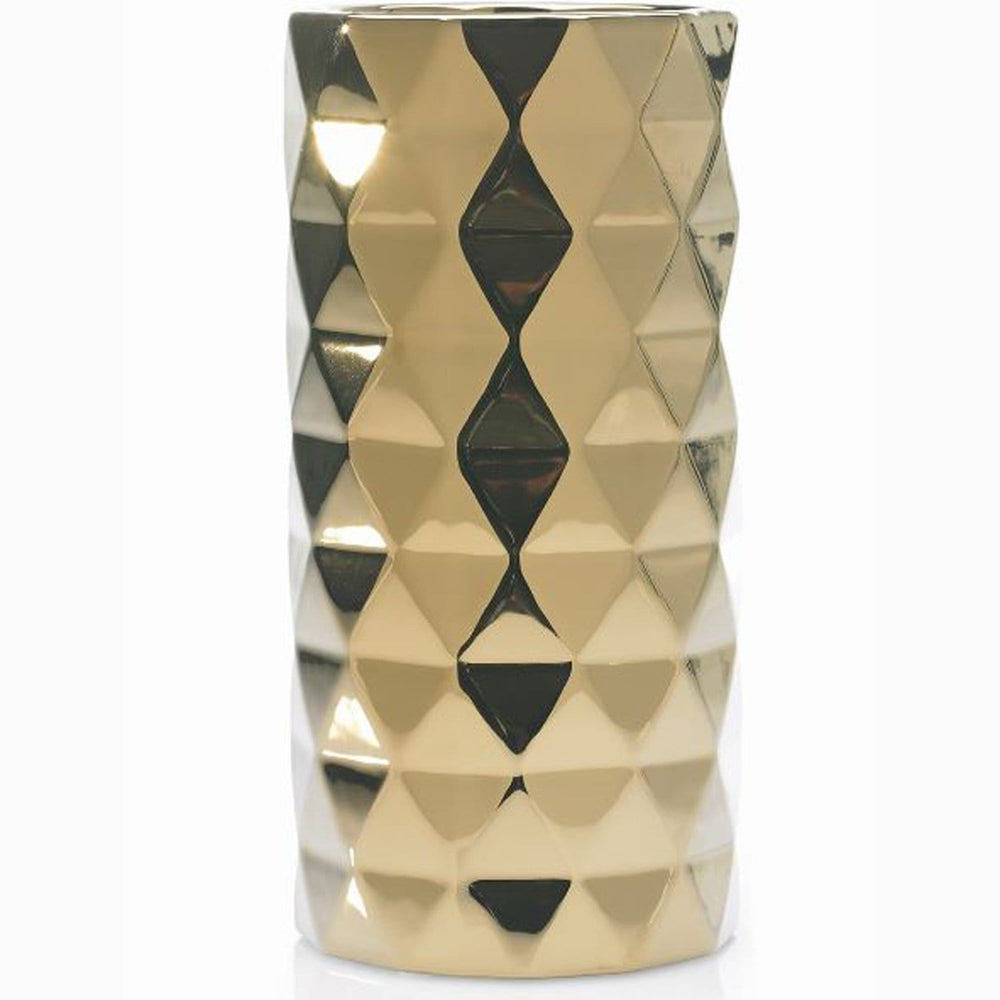 Architect Vase - Accessories - Tabletop - Bronze, Brass & Gold