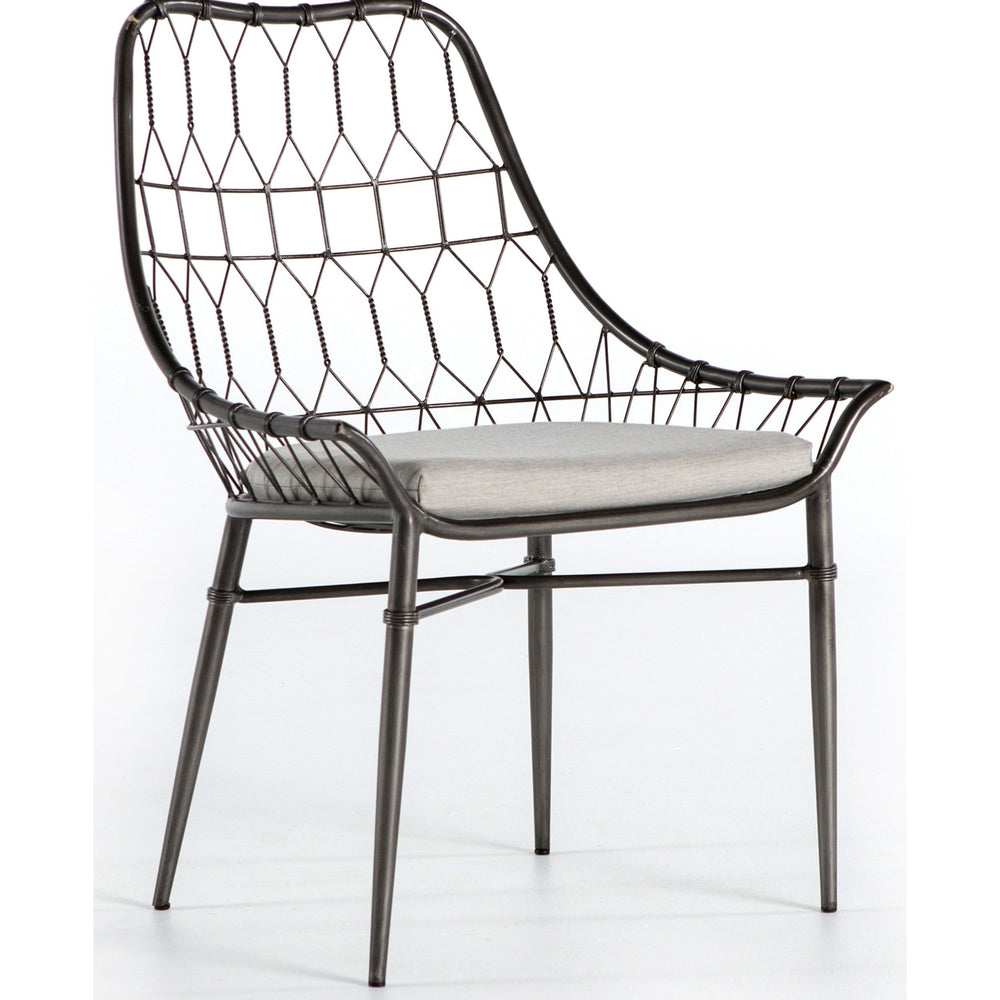 Arman Outdoor Dining Chair - Furniture - Dining - High Fashion Home