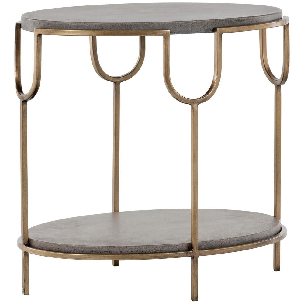 Arya End Table - Furniture - Accent Tables - High Fashion Home