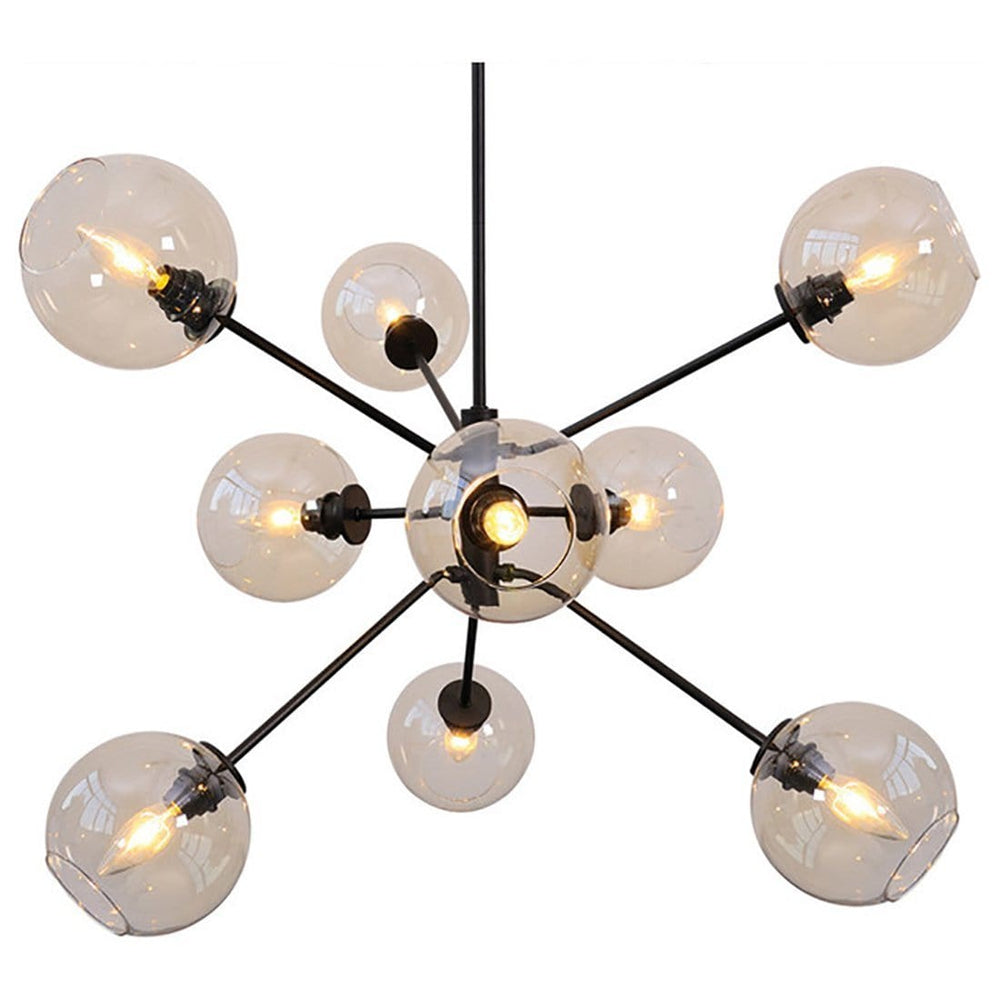 Atom Pendant, Clear - Lighting - High Fashion Home
