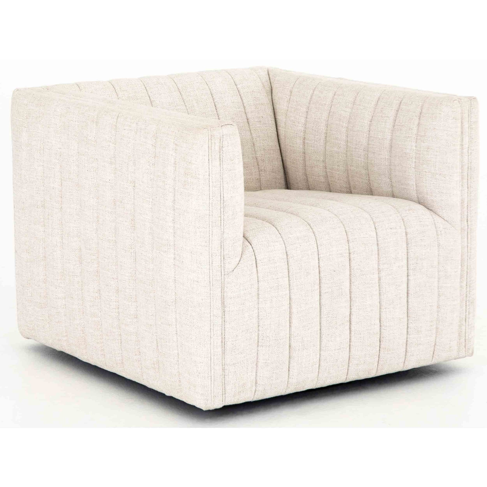 Awesome Augustine Swivel Chair Dover Crescent High Fashion Home Short Links Chair Design For Home Short Linksinfo