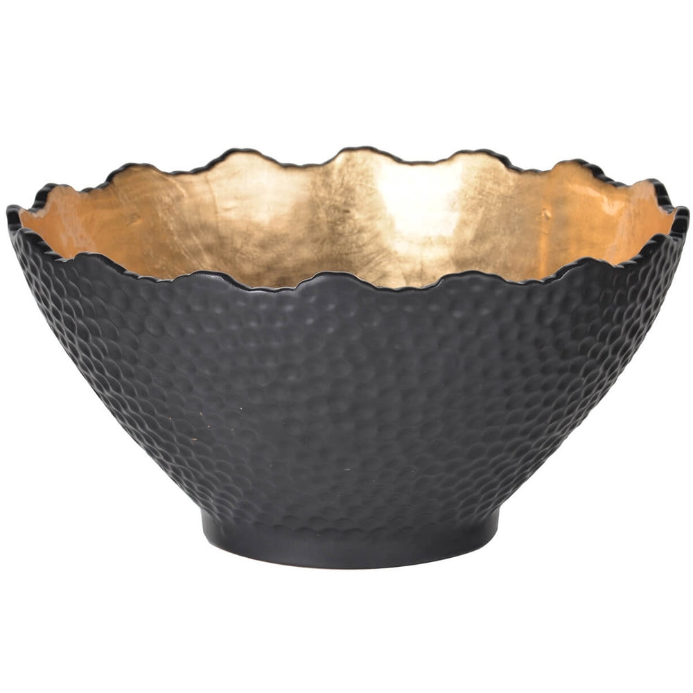 Contrast Bowl - Accessories - Tabletop - Iron & Black
