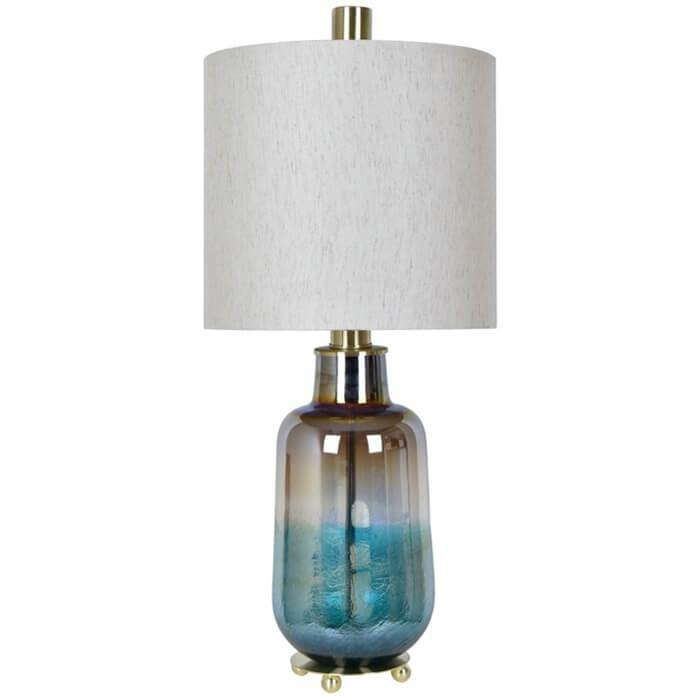Ava Table Lamp - Accessories - High Fashion Home
