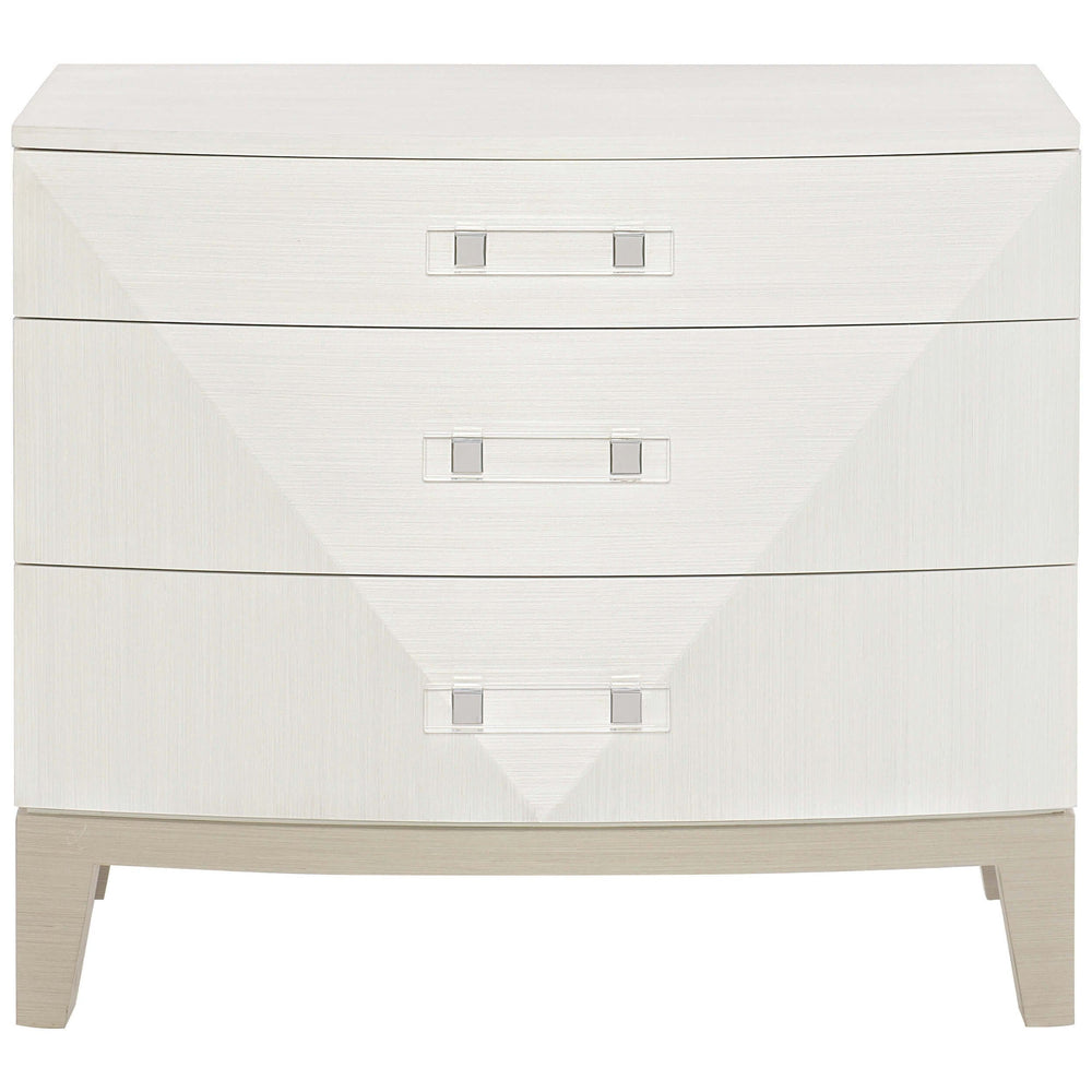 Axiom Wide Nightstand - Furniture - Bedroom - High Fashion Home