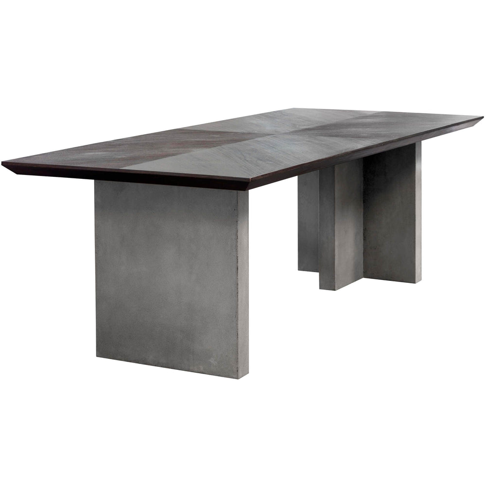 Bane Dining Table - Modern Furniture - Dining Table - High Fashion Home