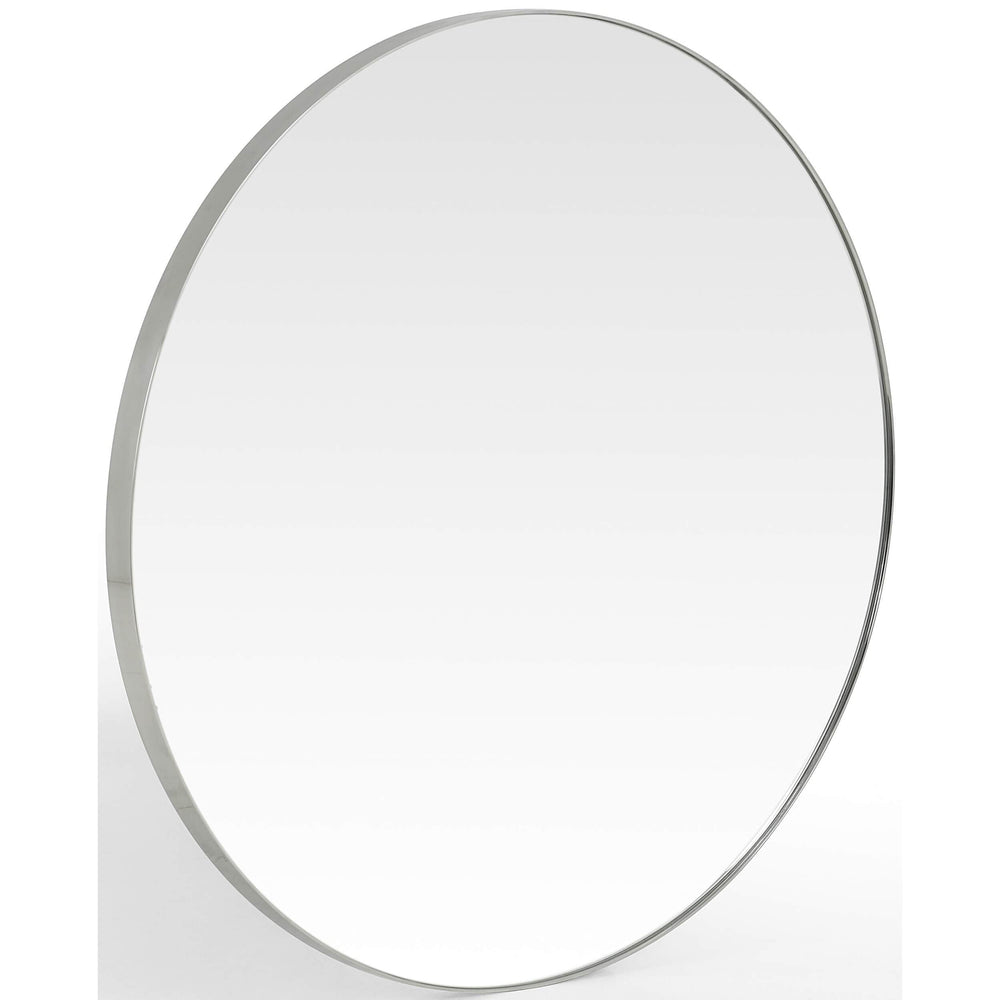 Bellvue Round Mirror - Accessories - High Fashion Home