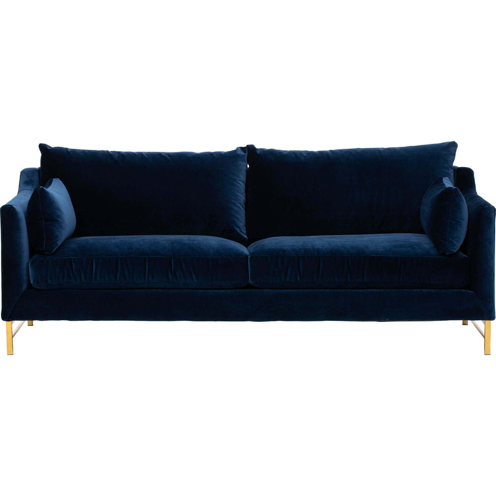Benson Sofa, Vance Indigo - Modern Furniture - Sofas - High Fashion Home