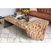 Bernini Coffee Table - Furniture - Accent Tables - Coffee Tables