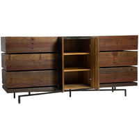 Morrisey Dresser - Furniture - Bedroom - High Fashion Home