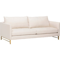 Blair Sofa, Crevere Cream - Modern Furniture - Sofas - High Fashion Home