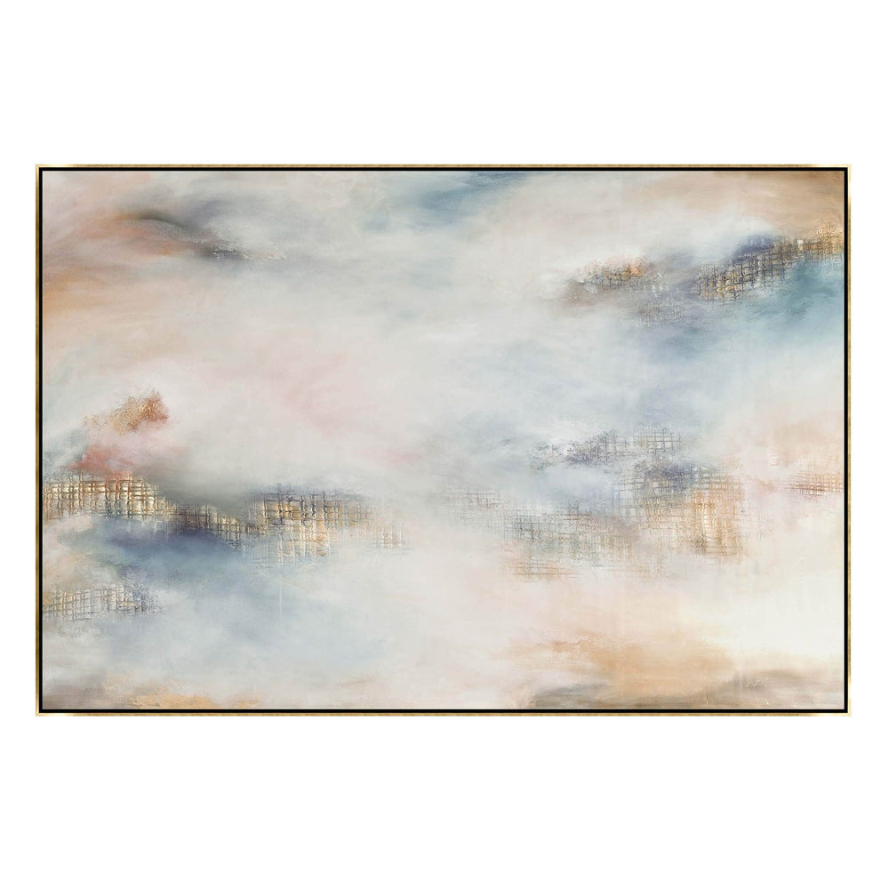 Blurred Moment - Accessories - Canvas Art - Abstract