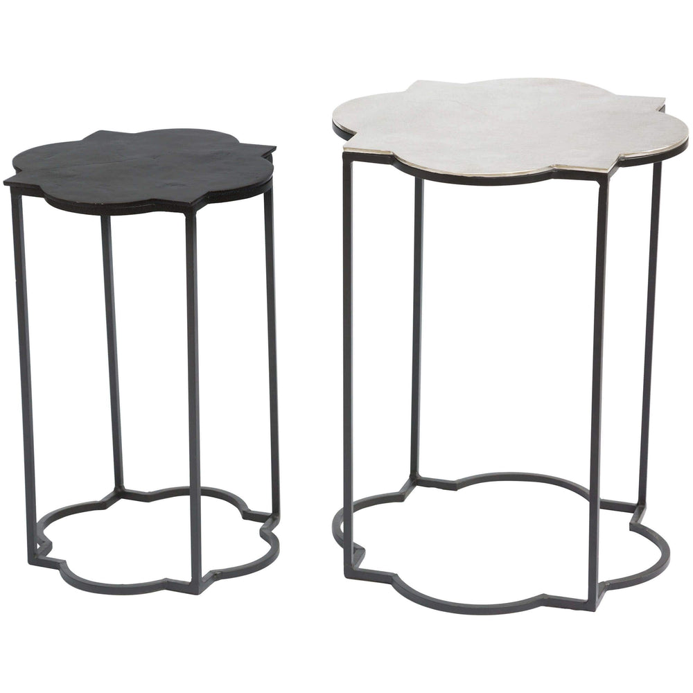 Brighton Accent Tables - Furniture - Accent Tables - High Fashion Home