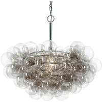 Bubbles Chandelier, Clear - Lighting - High Fashion Home