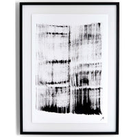 BW Paper 3 by Johan Manschot - Accessories Artwork - High Fashion Home