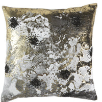 Callisto Home Bray Pillow - Accessories - High Fashion Home