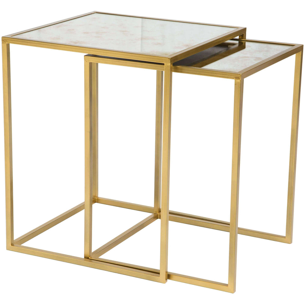 Calais Nesting Tables - Furniture - Accent Tables - High Fashion Home